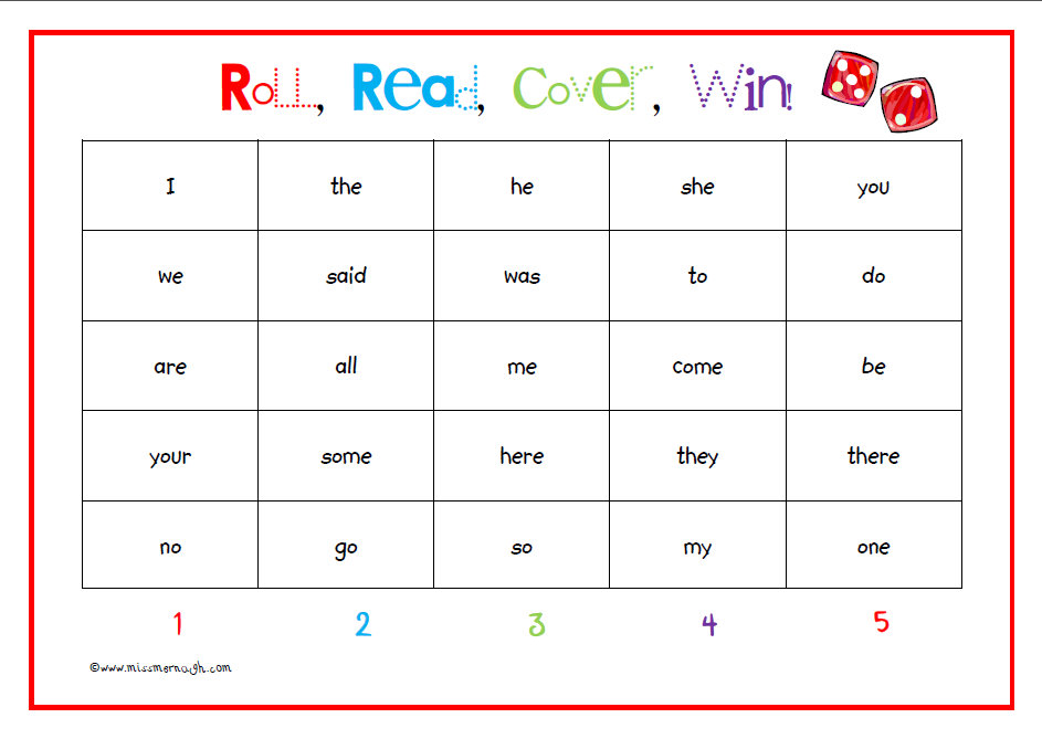 Worksheets Ie Words Phonics List word games missmernagh com page 2 click here to download