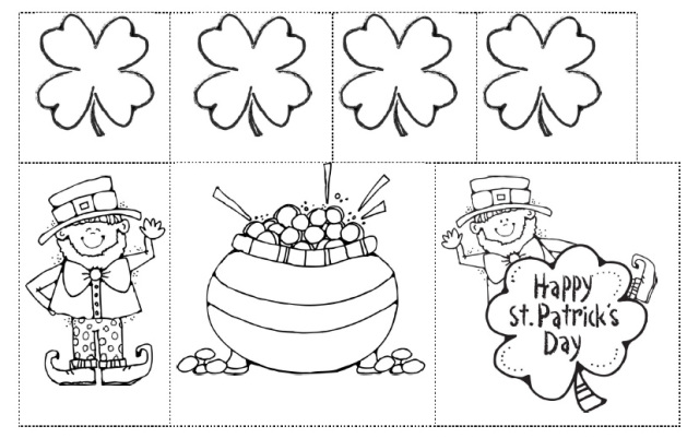 photo about Free Printable Clipart for St Patrick's Day called Cost-free St. Patricks Working day Headband printables!!!